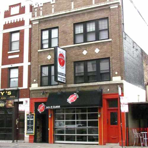 photo of The Bar Celona at 3474 North Clark Street Chicago IL 60657