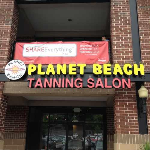 photo of Planet Beach Contempo Spa at 650 Ponce De Leon Avenue Northeast Atlanta GA 30308