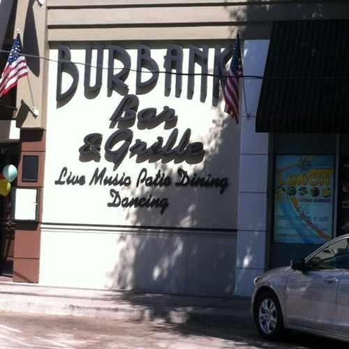 photo of Burbank Bar & Grille at 150 South San Fernando Boulevard Burbank CA 91502