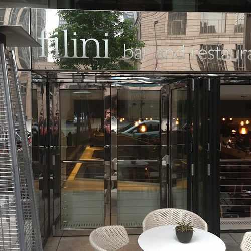 photo of Filini Bar and Restaurant at 221 North Columbus Drive Chicago IL 60601