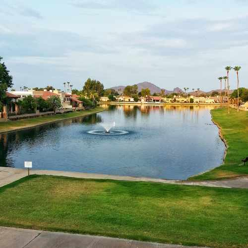 photo of Lake Angela at McCormick Ranch at 8774 North Hayden Road Scottsdale AZ 85258