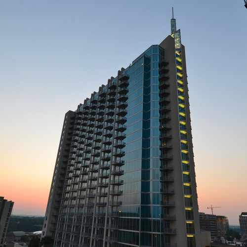 photo of 860 Peachtree St NE at 860 Peachtree Street Northeast Atlanta GA 30308