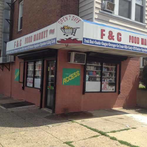 photo of F&c Food Market at 5451 Rutland Street Philadelphia PA 19124