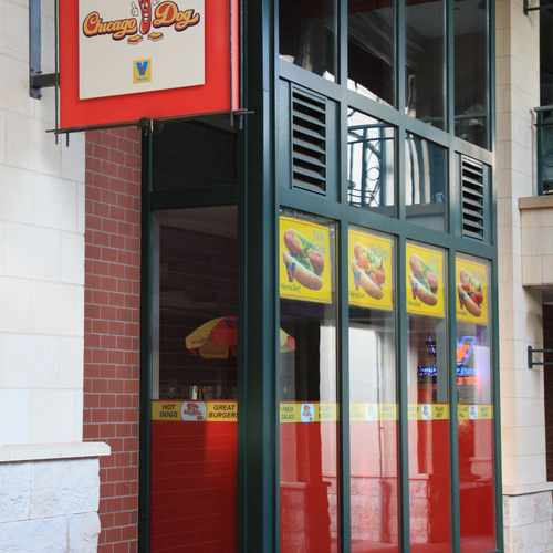 photo of Matt's Chicago Dog at 435 South Tryon Street Charlotte NC 28202