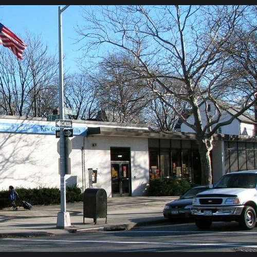 photo of Kew Gardens Library at 72-33 Vleigh Place Queens NY 11367