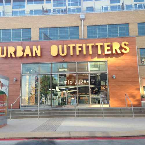 photo of Urban Outfitters at 5331 East Mockingbird Lane Dallas TX 75206