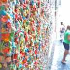Photo of Pike Place Market Gum Wall in Seattle