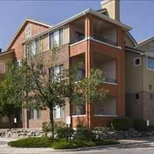 Rental info for Cierra Crest in the Denver area