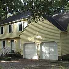 Rental info for Brandermill Cozy Wooded Home with 2.5 Car Garage