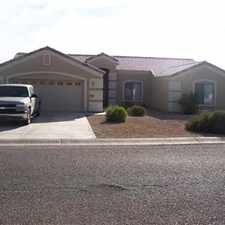 Rental info for 4Bd,Newer S.F,On AZ,City Golfcourse Exclusive Area