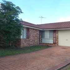 Rental info for Family home in quiet location! in the Sydney area