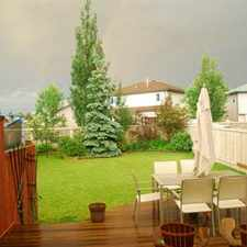 Rental info for FULLY FINISHED HALF DUPLEX IN CLAREVIEW FOR RENT in the Belmont area
