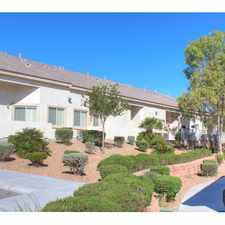 Rental info for Hidden Canyon Village in the North Las Vegas area