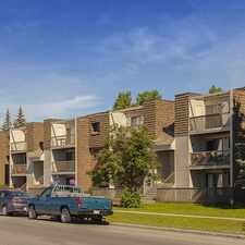 Rental info for Pineridge Greene Apartments in the Calgary area