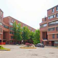 Rental info for Clark Townhomes in the Brampton area