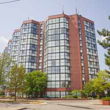 Rental info for Somerset Place Apartments in the Mississauga area