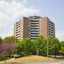 Rental info for Rathburn Apartments in the Toronto area
