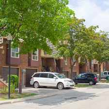 Rental info for Willowood Townhomes in the Toronto area