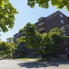 Rental info for Parc Royal Apartments in the Montréal area