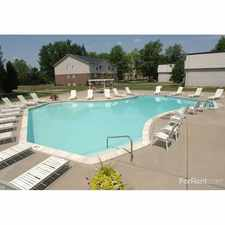 Rental info for Canterbury Woods Apartments in the 48141 area