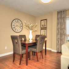 Rental info for Welland Woods Village - 2 Bedroom Deluxe Townhome for Rent in the St. Catharines area