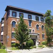 Rental info for 316 Lonsdale Road in the Toronto area