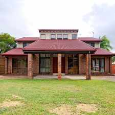 Rental info for AMAZING ROBERTSON FAMILY HOME WITH EVERYTHING PLUS GRANNY FLAT in the Robertson area