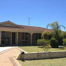 Rental info for FAMILY HOME - PERFECT LOCATION!