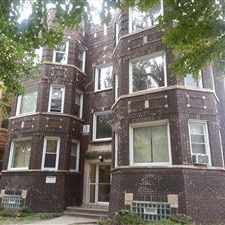 Rental info for Large sized two bedroom apartment hardwood floors throughout with a huge eat-in Kitchen. in the South Chicago area