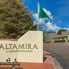 Rental info for Altamira Apartments