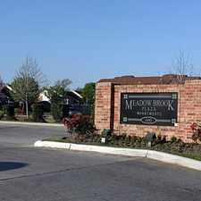 Rental info for Meadowbrook Plaza Apartments in the Houston area