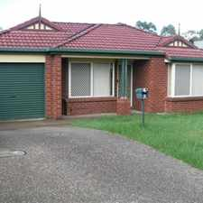 Rental info for SPACIOUS 3BRM HOME ON QUIET STREET WITH AIR-CONDITIONING in the Coopers Plains area
