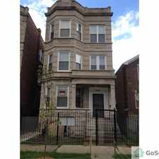 Rental info for Beautiful - 2 BR, 1 Bath, New kitchen & Bath - Washer/Dryer in the apartment in the Chicago area