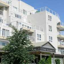 Rental info for Summit at Lake Union in the Seattle area