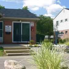Rental info for Huntington Circle Apartments