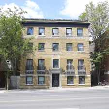 Rental info for 320 Avenue Road in the Toronto area