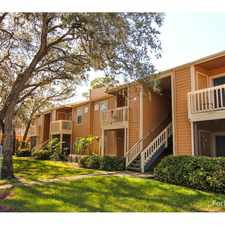 Rental info for Windwood Oaks Tampa Apartments, Ltd. in the Tampa area