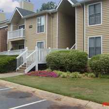 Rental info for Reserve at Peachtree Corners