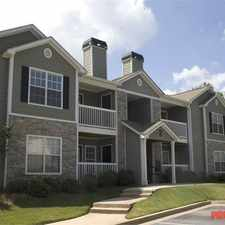 Rental info for Vinings at Newnan Lakes in the Newnan area
