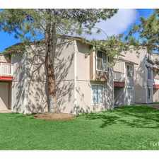 Rental info for 1100 Place