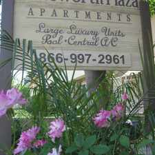 Rental info for Chatsworth Plaza Apartments