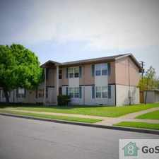 Rental info for Beautiful 2/1 apartment home ready for you to move in today! in the Oklahoma City area