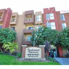 Rental info for The Diplomat in the San Diego area
