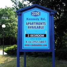 Rental info for Kennedy and Sheppard E.: 2250 Kennedy Road, 1BR in the Tam O'Shanter-Sullivan area