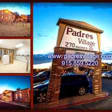 Rental info for Walking distance to shopping, restaurants, schools and more!!!A 10 minute drive to, I-10 Las Palmas Shopping Center and Tinsel Town TheaterA two-block drive to the border freeway.We LOVE your pets