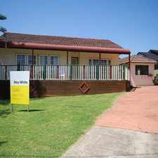 Rental info for 3 BEDROOM HOME & ALL BILLS INCLUDED ! in the Sydney area
