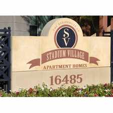 Rental info for The Residences at Stadium Village