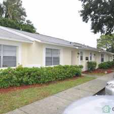 Rental info for CALL ON-SITE MANAGER FOR SHOWINGS: (CRISTINA at 941-729-4958)...CLEAN, RENOVATED 2 BED/1 BATH IN GREAT COMMUNITY W/CENTRAL A/C + LAUNDRY. Lots of grassy lawns. Also 1 bed/1bath units available for $675.