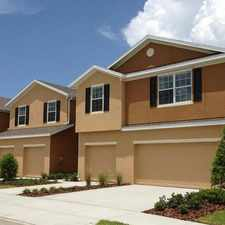 Rental info for This _Awesome Townhome_ Can Be Yours!! in the Tampa area