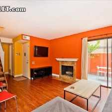 Rental info for $4780 3 bedroom Townhouse in Anaheim in the Anaheim area